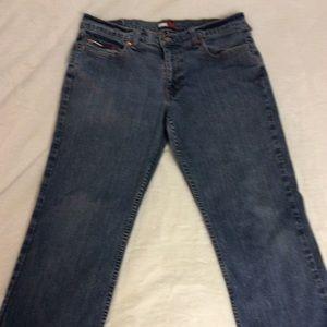 Vintage Tommy Hilfiger Roc Roc Capri Jeans Size 11
